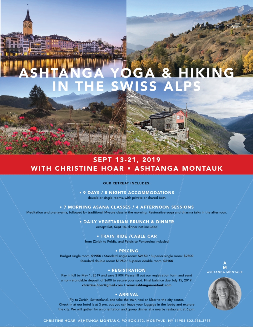 switzerland Retreat 2019 brochure FINAL